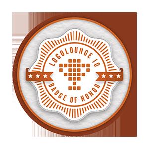 Logo Lounge Badge of Honor