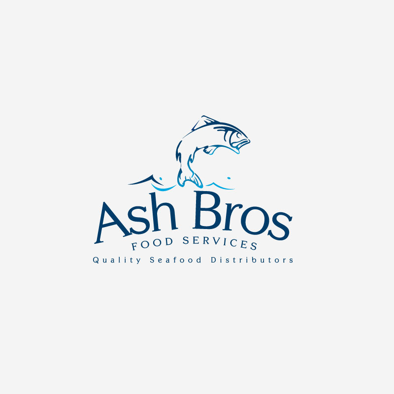 Ash Bros Food Distribution Logo