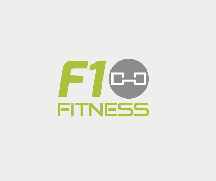 F1 Fitness Logo Melbourne