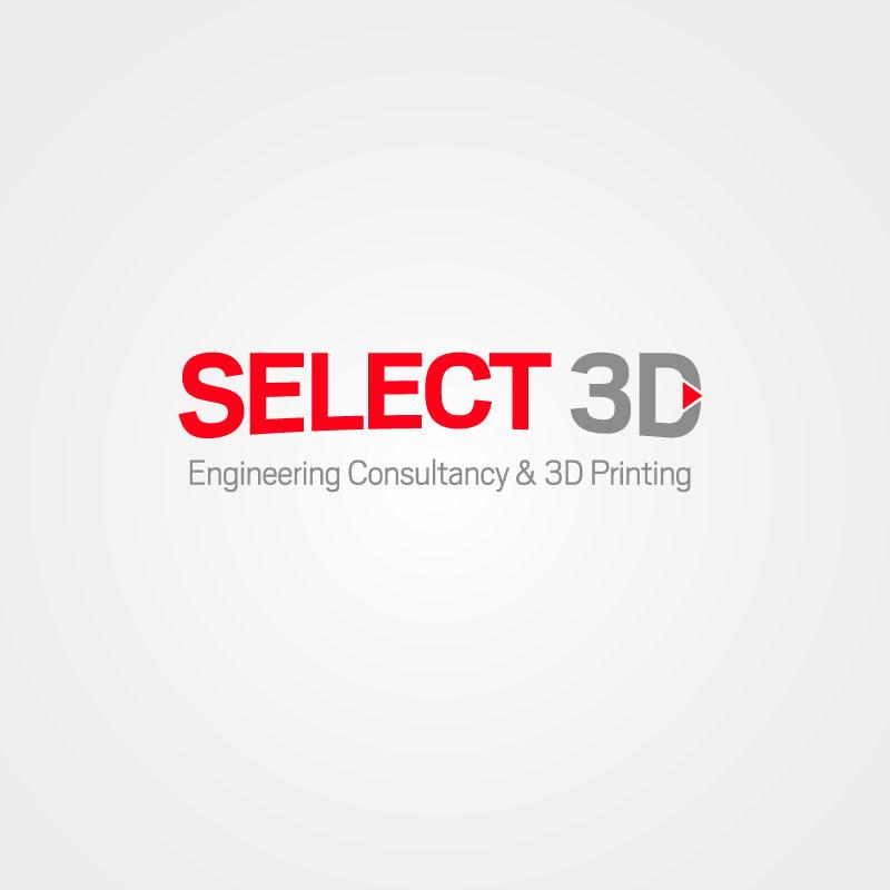 Select 3D Printing Logo