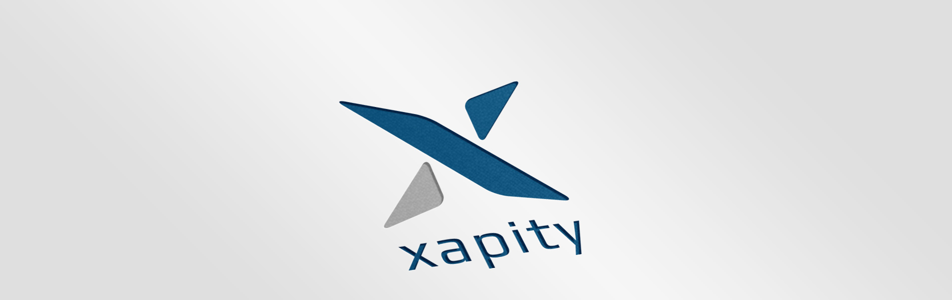 Xapity Logo Design