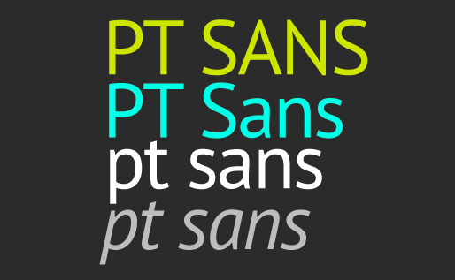 best free Google font