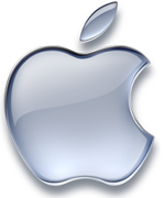 apple company logo