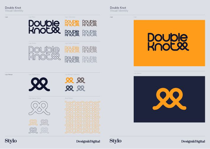 The best logo design inspiration on Pinterest!