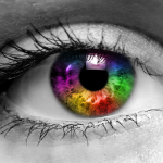 How our eyes see colour