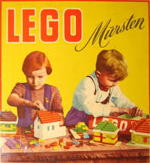 1953 LEGO toy set