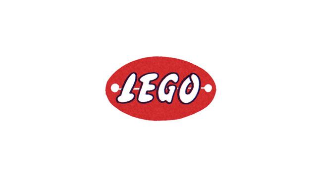 Oval Lego Logo 1955