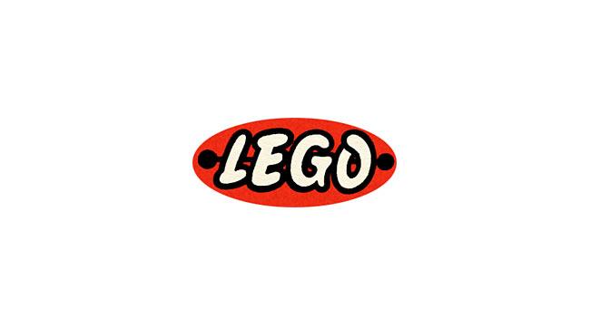 Oval Lego Logo 1955-1959