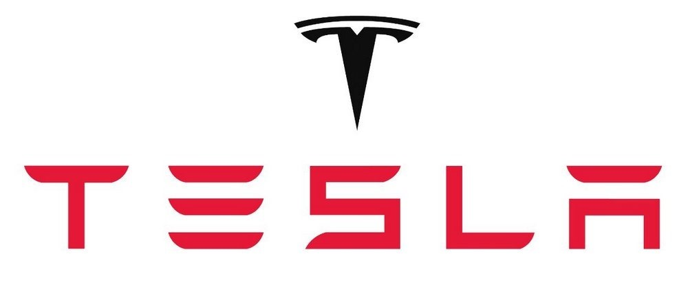 The Tesla Company Logo