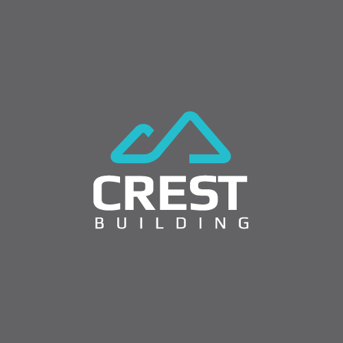 Crest Building Logo design by Logoland