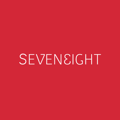 Seveneight Logo design by Logoland