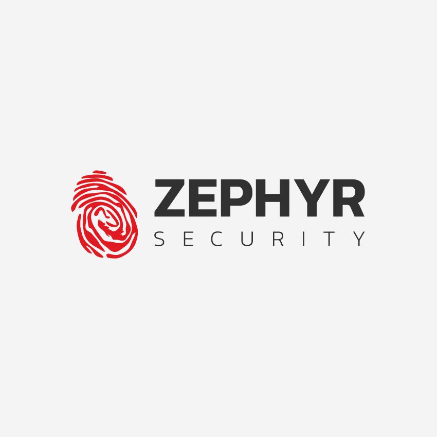 Zypher Security Logo Design