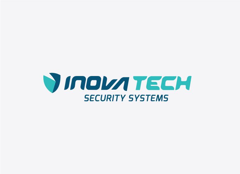 Inova Tech logo design