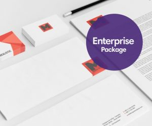 Enterprise Branding Package