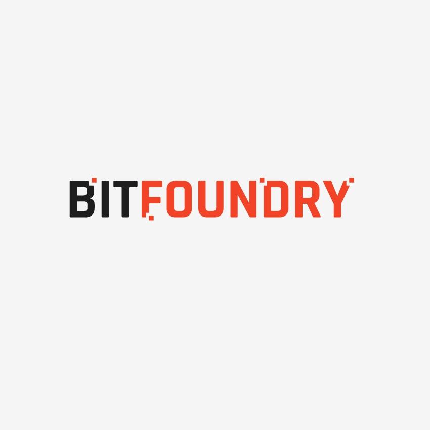 BitFoundry Logo Design