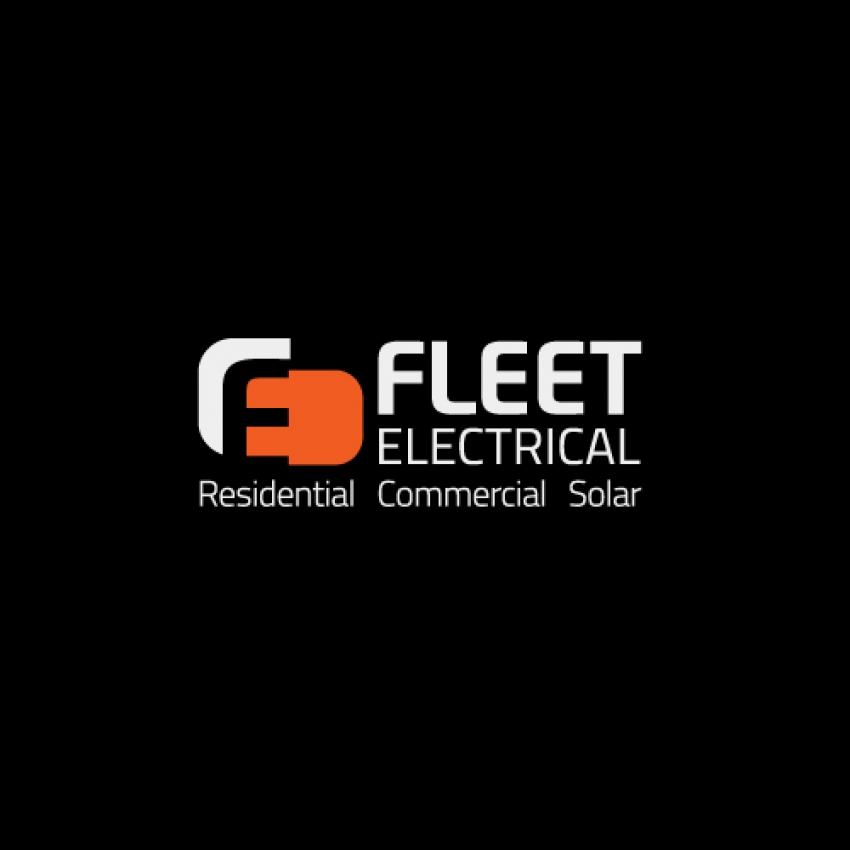 Fleet Electrical Logo design by Logoland